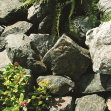 Forest Green Rockery Stone: 80 Pieces