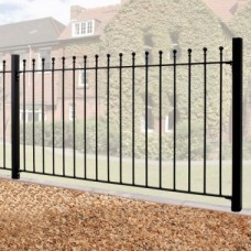 Made to Measure Manor Fence