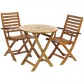 Hardwood Patio Sets