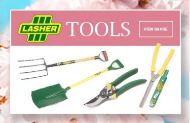 Lasher Garden Tools