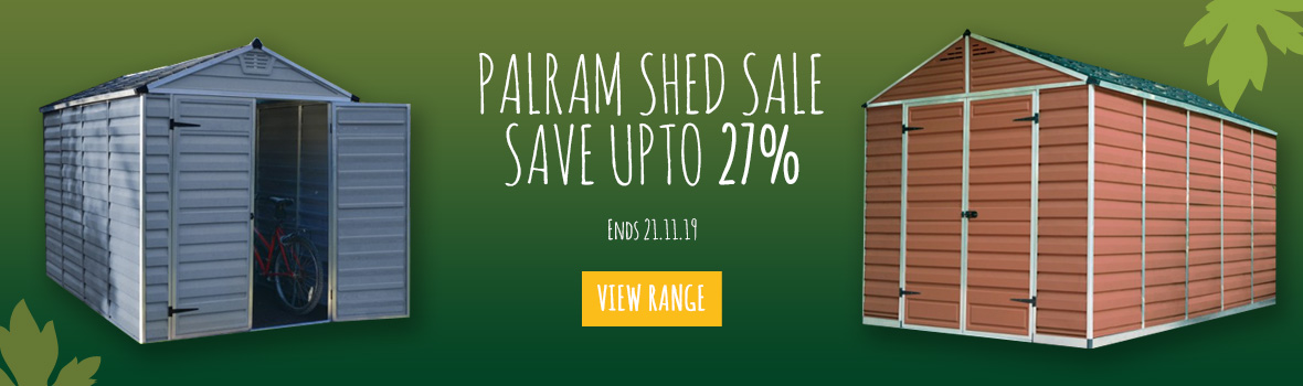 Palram Shed Sale