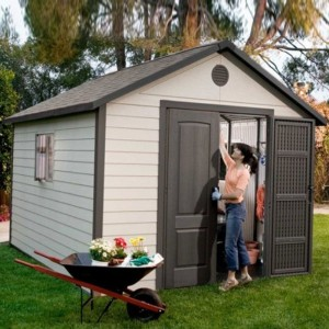 Lifetime 11ft x 13.5ft Shed