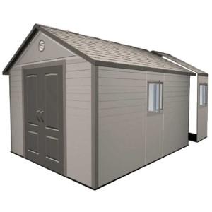 Lifetime 11ft x 16ft Shed