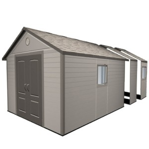 Lifetime 11ft x 18.5ft Shed