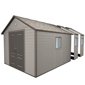 Lifetime 11ft x 21ft Shed
