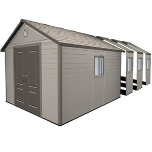 Lifetime 11ft x 26ft Shed