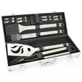 Landmann 13pce Stainless Steel Barbeceue Tool Set