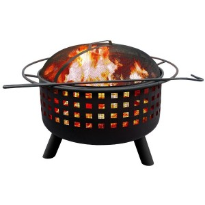 Memphis City Lights Fire Pit