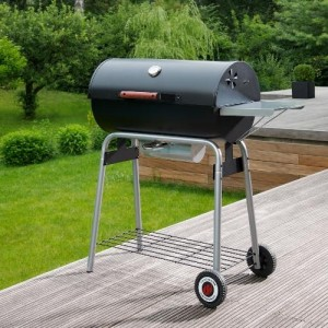Black Taurus 660 Charcoal Barbecue