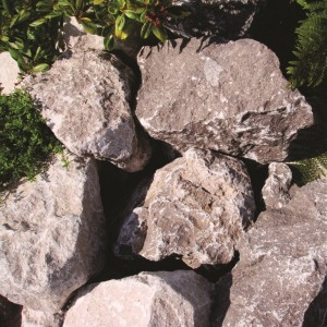 Highland Grey Rockery Stone: 80 Pieces
