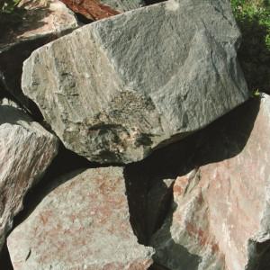 Rustic Sage Rockery Stone: 80 Pieces