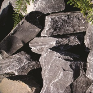 Welsh Slate Rockery Stone: 80 Pieces