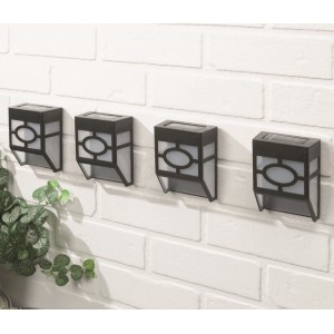 Ambient Solar Wall Lights