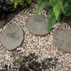 Timber Stepping Stone - Pack of 48