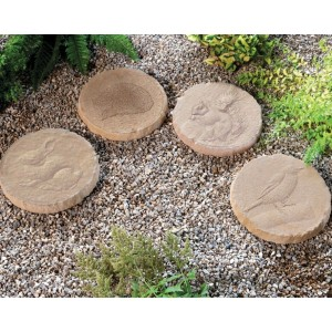 Wildlife Stepping Stone Collection - Pack of 120