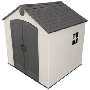 Lifetime 8ft x 7.5ft Shed