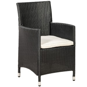 Cannes Rattan Carver Chair (Set of 2)