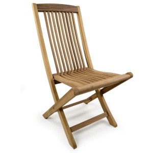 Arley Teak Folding Chair