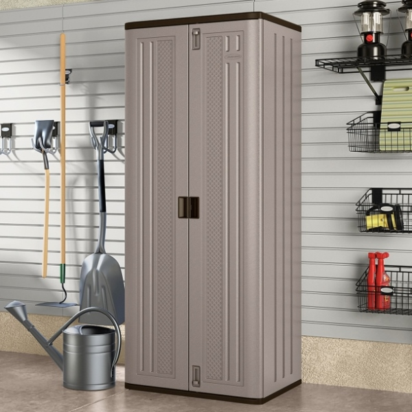 Heavy Duty Tall Utility Cabinet
