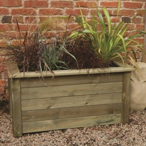 Bamburgh Planter Kit