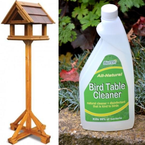 BioTek Bird Table Cleaner