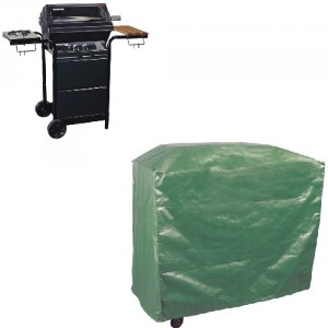 Wagon BBQ Cover