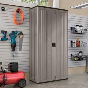 Mega Tall Utility Cabinet