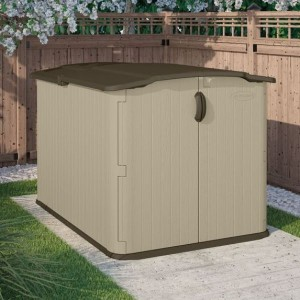Kensington Glide Top Shed
