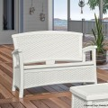 Love Seat Storage Bench