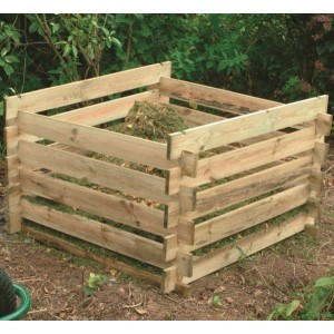 Easy Build Composter