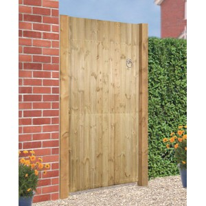 Made to Measure Carlton Flat Top Single Gate