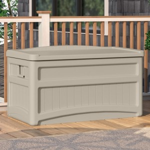 276 Litre Plastic Storage Chest