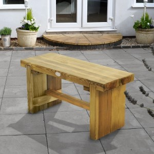 Double Sleeper Bench 90cm