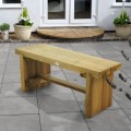 Double Sleeper Bench 120cm