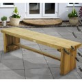 Double Sleeper Bench 150cm