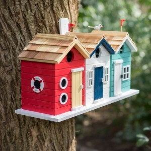 Beach Hut Bird House (3 in 1)