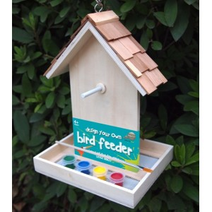 Design Your Own Bird Feeder