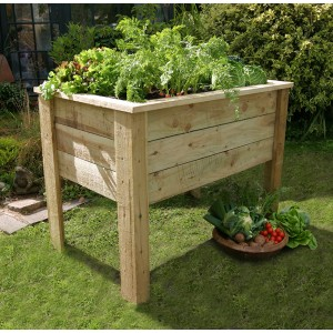 Deep Root Vegetable Planter