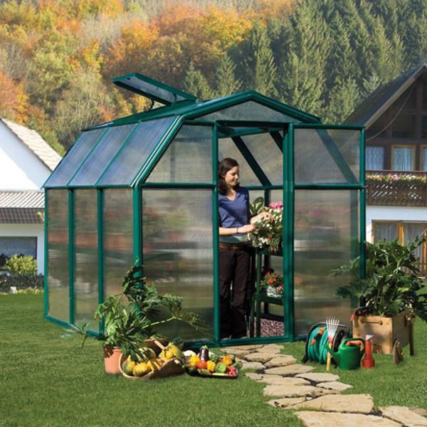 Rion EcoGrow 6 x 6 Greenhouse