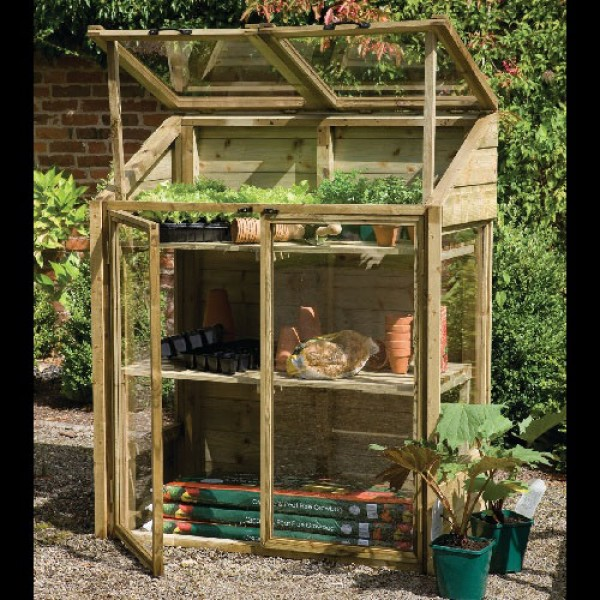 Traditional Mini Greenhouse