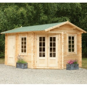 Pickering Log Cabin 4.0m x 2.8m