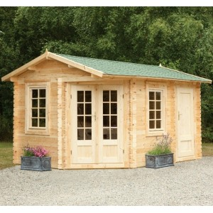 Ripon Log Cabin 4.0m x 2.8m