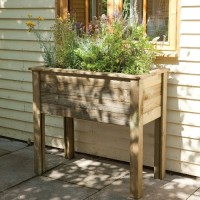 Bamburgh Planter Table