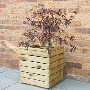 Linear Square Planter