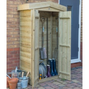 Pressure Treated Tall Garden Store