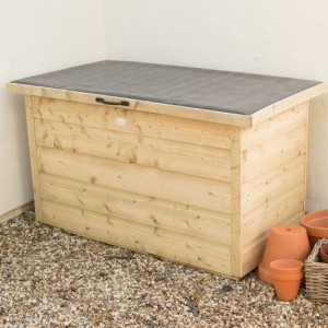 Shiplap Pressure Treated Garden Storage Box