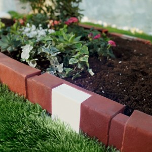 Solar Brick Edging Set