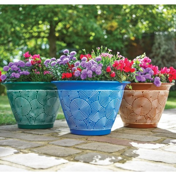 Brompton Planters (Pack of 3)