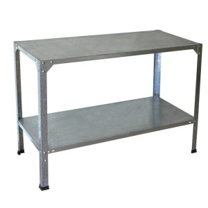 Galvanised Greenhouse Staging Bench