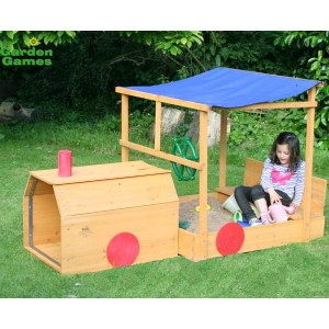 Choo Choo Train Sandpit